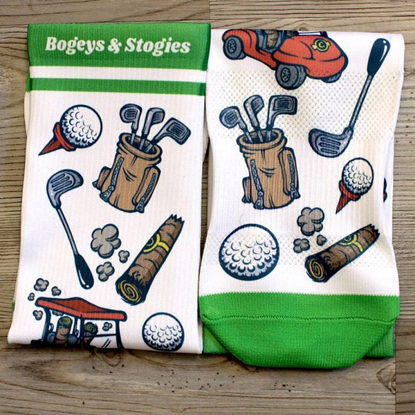 Bogeys and Stogies Socks