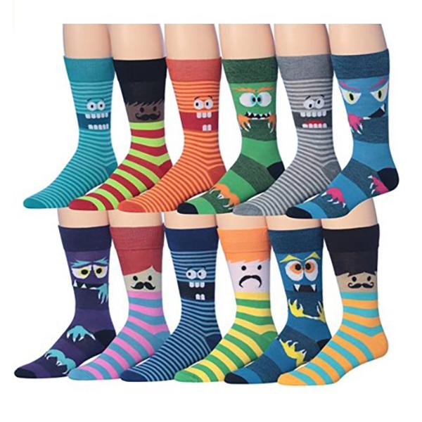 Bonangel Fun Socks for Men