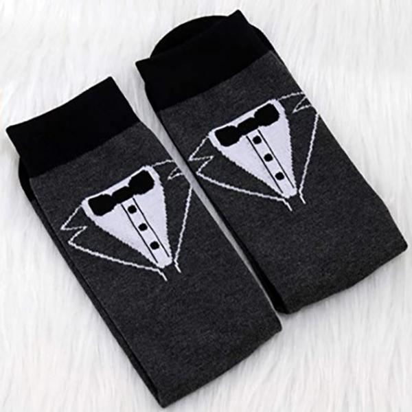 MBMSO Groom Socks Best Man Socks