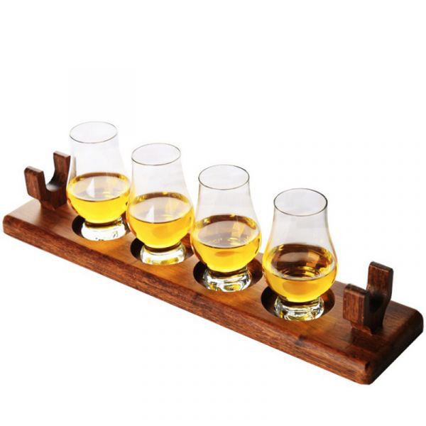 A Beer Lover's Serving Set