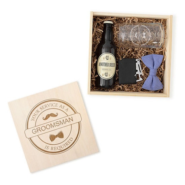 A Craft Beer Proposal Gift Box