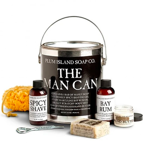 An Unusual But Unique Gift Set In A Can