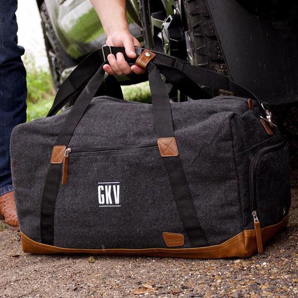 Groomsmen Duffle Bag