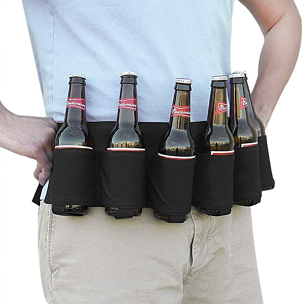 6-pack beer holster