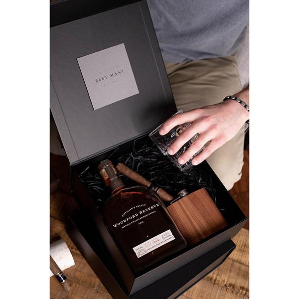 large groomsmen gift box